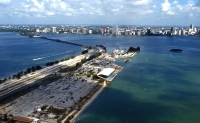 - Urban explorartion site: Miami Marine Stadium - image from www.marinestadium.org